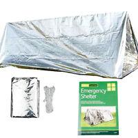 Notunterkunft Außen Wesentliche Rettungsthermozelt 1-2 Personen Zelte