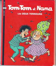 Tom-tom et Nana * Les Deux Terreurs * n° 8 *  Bayard  * BD jeunessse DESPRES
