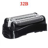 32B Kombipack Scherkopf für Braun Shaver 3 Series 3000S 3010S 3020S 3030S 3040S