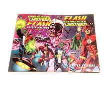 DC Comics FLASH & GREEN LANTERN Fast Friends Graphic Novels 1+2  set, justice