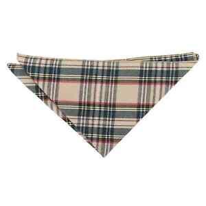 Mens Tartan Plaid Pocket Square Handkerchief Hanky Accessory by DQT