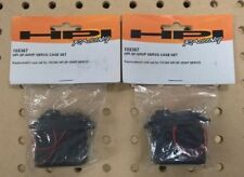 HPI Racing ( LOT OF 2 ) 105367 SF-50WP Replacement Servo Case Set for #105366