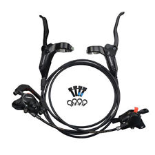 SHIMANO MTB BR-BL-M315 Hydraulic Disc Brake Set Front and Rear Caliper Black