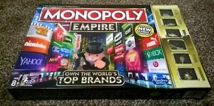 MONOPOLY EMPIRE - 2015 EDITION - NEW & SEALED - RARE by HASBRO BOARD GAMES