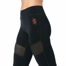 STRONG by Zumba Ankle Length Tummy Control Athletic Black Small