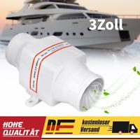 "DC12V Ventilator 3/"" Lüftungsventilator Wohnmobil Wohnwagen Yacht Luftgebläse NEU"