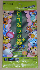 Japanese Nintendo Animal Crossing e Card Series 2 Booster Pack