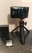 Nikon COOLPIX S6900 16MP Digital Camera x12-Zoom andMini Selfie Stick Tripod
