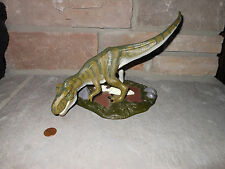 The Lost World Jurassic Park 1997 Tyrannosaurus rex T.rex memorabilia statue HTF