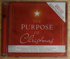 THE PURPOSE OF Christmas cd/DVD  Sarah McLachlan/David Benoit/Vince Gill/MORE