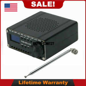 SI4732 All Band Radio Receiver FM AM (MW And SW) SSB (LSB And USB) w/Battery US*
