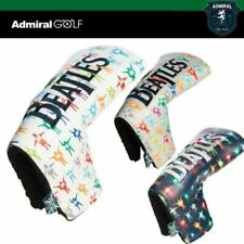 Admiral golf The Beatles 50th anniversary Collaboration of Japan Putter Cover