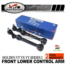 For Commodore VT2 VU VX VY VZ Front Lower Control Arms With Ball Joints & Bushes