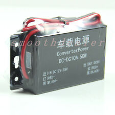 Waterproof DC 12V-35V Step Down to 5V 10A 50W Car Power Supply Module Converter