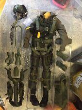 1/6 BBI Dragon F-15, F-18 or F-14 pilot suit, vest, helmet etc all core parts A+