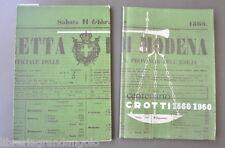 Bilancia Bilanciai Grotti campogalliano Modena Centenario Stadera Pesa 1960