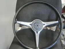 PORSCHE STEERING WHEEL AND HORN BUTTON 356B/C 356 B C COUPE CABRIOLET ROADSTER