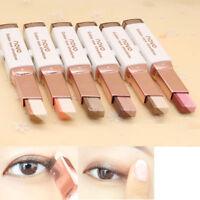 Two tone Eye Shadow Makeup Eyeshadow Pen Portable Stick Cosmetic Beauty Tools