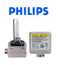 2 x New PHILIPS D1S 85410 4300K OEM XENON Bulb Lamp HID Standard Benz BMW LR