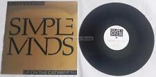 """Simple Minds - Alive And Kicking UK 12"""""""