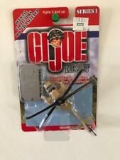 Maisto GI Joe Series 1 Metal MH-60K Night Hawk Helicopter Tan Dog Tag