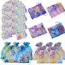 12x9CM 50X Coralline Organza Jewelry Pouch Wedding Party Favor Gift Bags