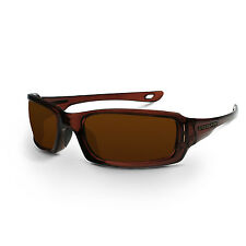 Crossfire M6A Safety Glasses with Brown Mirror Lens