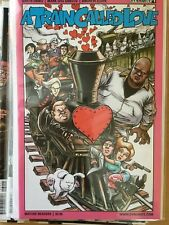 A Train Called Love 1 2 3 4 5 6 7 8 9 10 Full Set Garth Ennis