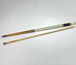 Vintage Unbranded 4 Point Style Pool Billiards Cue Pool Stick