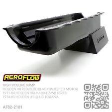 AEROFLOW 6.5L HIGH VOLUME SUMP V8 253-308 RED MOTOR [HOLDEN HQ-HJ-HX-HZ-WB]