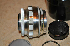 JUPITER 9 (white) 2/85 M39/42  Russian lens USSR № 6603546...Отлично