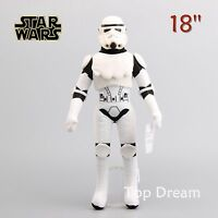 Cartoon Star Wars Stormtrooper Soft Plush Stuffed Doll Toy 45cm 18'' Xmas Gift