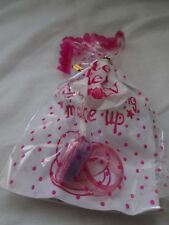 LELLI KELLY PRINCESS HEART RING WITH PURPLE EYE SHADOW MAKE UP NEW IN BAG