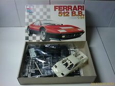 FERRARI 512 BB  SCALA 1/24