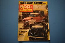 Rod and Custom Magazine May 1974 Issue