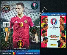 Eden Hazard XXL Limited Edition - Panini Adrenalyn XL Road to Euro 2016 France
