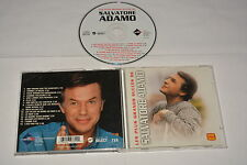 SALVATORE ADAMO - LES PLUS GRANDS SUCCES DE - MUSIC CD RELEASE YEAR:1998 FRENCH