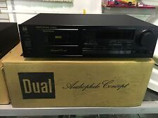 Vintage DUAL CC 5850 RC AUDIOPHILE Cassette Deck BRAND NEW IN BOX 20% DISCOUNT!