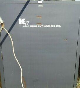 Dimplex Thermal Solutions Koolant Koolers Industrial Process Chiller KV 10,000