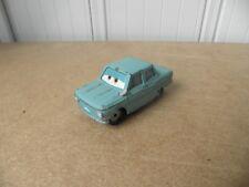 DISNEY PIXAR CARS VOITURE PETROV TRUNKOV  FLASH McQUEEN METAL 1/55 BON ETAT !!