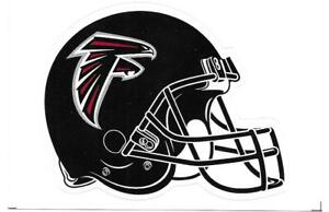 (20) Atlanta Falcons NFL Helmet Vending Machine Stickers