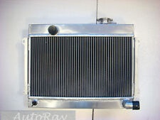 Brand New Aluminum Radiator for Datsun 1600 Manual MT 3 Core