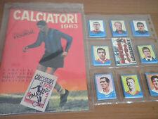 Album figurine Calciatori Lampo 1963 JAIR INTER + Set completo Anastatica