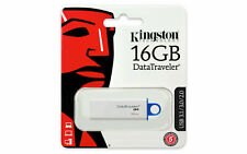 Kingston DTIG4 16GB USB 3.0 DataTraveler I G4 Flash Pen Drive