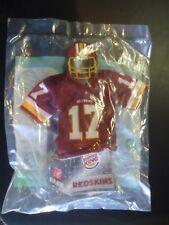 "Burger King 2007 NFL Players Mini Jersey Washington Redskins - #17 4"" NIP"