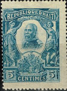 Haiti Art Nude Women stamp 1940 MLH A-1