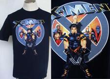 X-Men Vtg 2002 Movie Shirt First Original OG Wolverine Villians Marvel Comics L