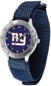 New York Giants NFL Youth Watch - Kid's Watch - Boy's Watch -Tailgater