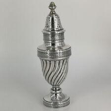 Antiker Zuckerstreuer in Silber aus Frankreich um 1800