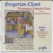Gregorian Chant From Westminster Cathedr - Westminster Cathedra (2010, CD NIEUW)